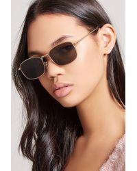 Forever 21   Multicolor Rectangular Sunglasses   Lyst