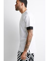Forever 21 - Black Layered Sweatshirt Tee - Lyst