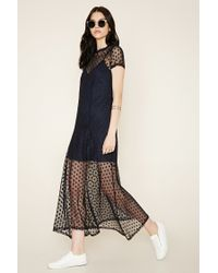 Forever 21 | Blue The Fifth Label Story Maxi Dress | Lyst