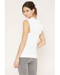 Forever 21 - Black Active Rise Pullover - Lyst