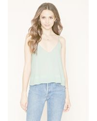 Forever 21 | Green Contemporary Textured Cami | Lyst