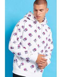 Forever 21 - White Taco Bell Print Hoodie for Men - Lyst