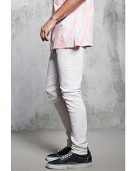 Forever 21 - Multicolor 's Slim-fit Jeans for Men - Lyst