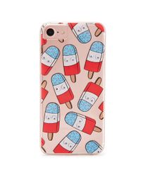 Forever 21 Multicolor Popsicle Case For Iphone 6/6s