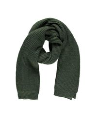 Forever 21 - Green Solid Oblong Scarf - Lyst