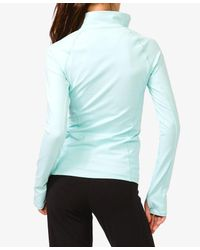 Forever 21 - Green High Collar Running Jacket - Lyst