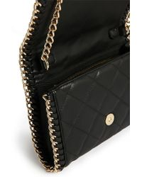 Forever 21 Black Quilted Crossbody Bag