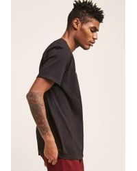 Forever 21 Black This World Is Mad Graphic Tee for men