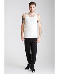 Forever 21 Pink 's Flecked Knit Tank Top for men