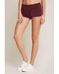 Forever 21 Multicolor Active Dolphin Shorts