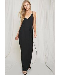 Forever 21 - Black Pretty By Rory Strappy Dress - Lyst