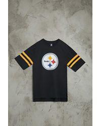 Forever 21 Black Nfl Pittsburgh Steelers Tee for men