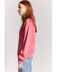 Forever 21 - Pink Milan Graphic Sweatshirt - Lyst