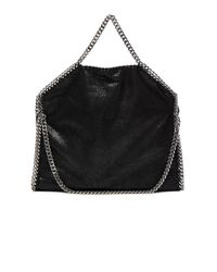 Stella McCartney Falabella Small Tote in Black