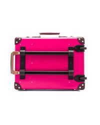 Globe-Trotter Pink 18 Candy Trolley Case