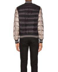 Moncler | Black Bradford Jacket | Lyst