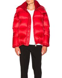Moncler Red Pascal Jacket for men