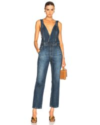 AG Jeans - Blue Mabel Overalls - Lyst