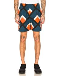 Craig Green - Multicolor Elasticated Shorts - Lyst