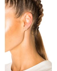 Stone Paris - Multicolor Stud Single Earring - Lyst