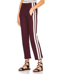 Étoile Isabel Marant Multicolor Dobbs Sporty Knit Track Pants