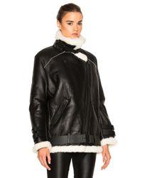 Acne - Black Velocite Jacket - Lyst
