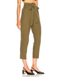 AG Jeans Green Darena Pant