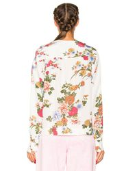 Isabel Marant - Multicolor Ioudy Top - Lyst