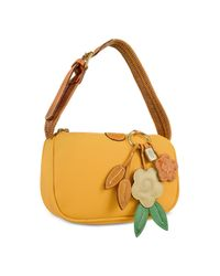 Bric's - Multicolor Margherita- Ocher Baguette Bag - Lyst