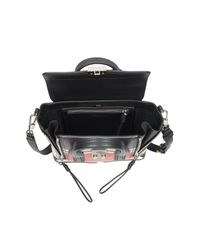 3.1 Phillip Lim - Red Multi Scarlet Leather Pashli Mini Satchel Bag - Lyst