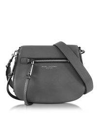 Marc Jacobs | Multicolor Recruit Shadow Leather Saddle Bag | Lyst