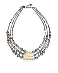 Antica Murrina | Gray Atelier Nuance - Grey & Amber Murano Glass Choker | Lyst