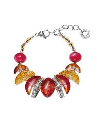Antica Murrina | Red Elite Murano Glass Bracelet | Lyst