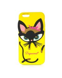 DSquared² | Yellow 3d Cat Silicone Iphone 6 Case | Lyst