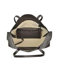 Akris - Mocca Brown Cervocalf Ai Small Shoulder Bag - Lyst