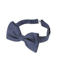 FORZIERI | Blue Small Polkadot Pre-tied Silk Bowtie for Men | Lyst