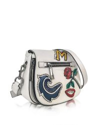 Marc Jacobs - Multicolor Mj Collage Small Nomad Saddle Bag - Lyst
