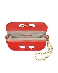 J.W.Anderson - Red Small Pierce Bag - Lyst