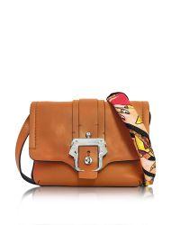 Paula Cademartori | Brown Gigi Cognac Leather Crossbody | Lyst