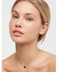 Free People - Multicolor Meaningful Stone Necklace - Lyst