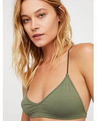 adc295d7f6ca0 Free People. Women s Skinny Strap Bralette