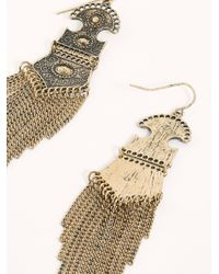 Free People Multicolor Roxanne Earrings