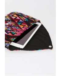Free People Multicolor Hiptipico Embroidered Ipad Case