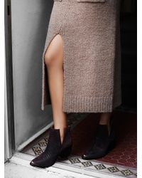 Free People | Brown Hunt The Plains Boot | Lyst