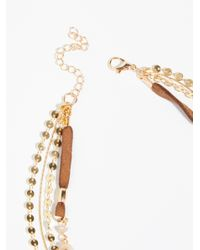 Free People - Multicolor Dana Point Layering Necklace - Lyst