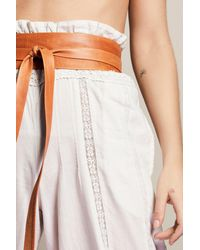 Free People - Multicolor Leather Obi Belt By Ada Collection - Lyst