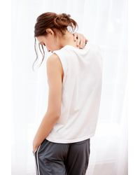 Free People White Fp Movement Wonder Tank