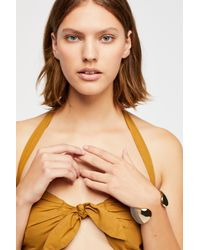 Free People - Multicolor Frosted Resin Cuff - Lyst