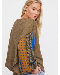 Free People Multicolor We The Free Blossom Thermal