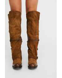 73973fbf0e3 Free People. Women s Tatum Over The Knee Boot By A.s. 98